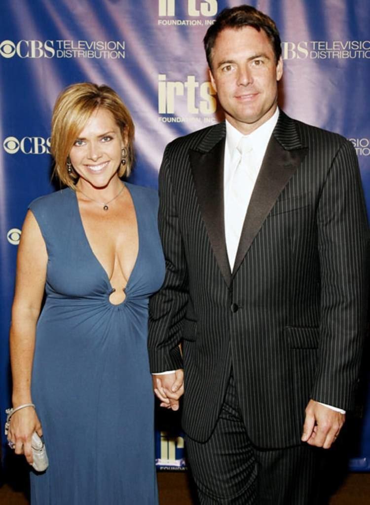 Leanza Cornett Mark Steines Splits From Wife Leanza Cornett How He39s
