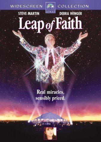 Leap of Faith (film) Amazoncom Leap of Faith Steve Martin Debra Winger Lolita