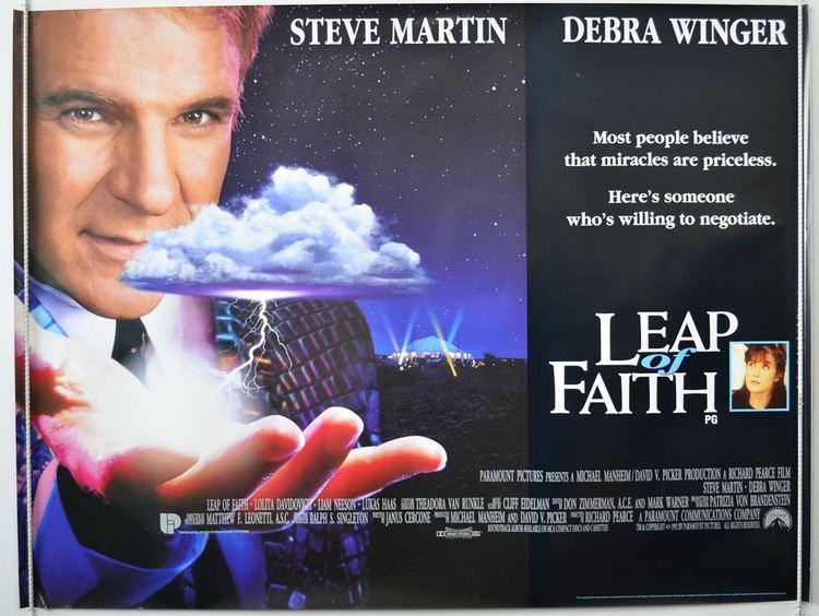 Leap of Faith (film) Scams Schemes Faith Healers Steve Martin The Leap of Faith