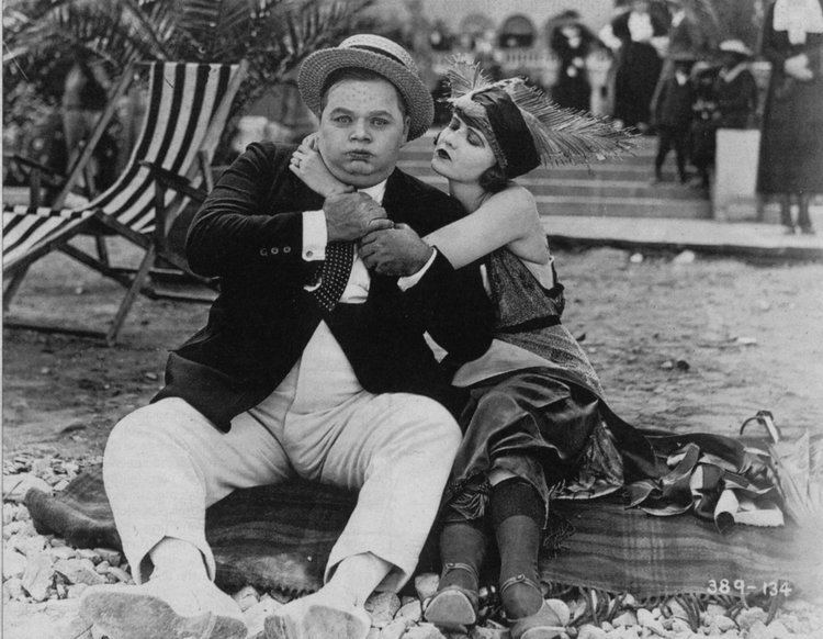 Leap Year (1924 film) Roscoe Fatty Arbuckle in Leap Year