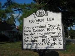 Leasburg, North Carolina