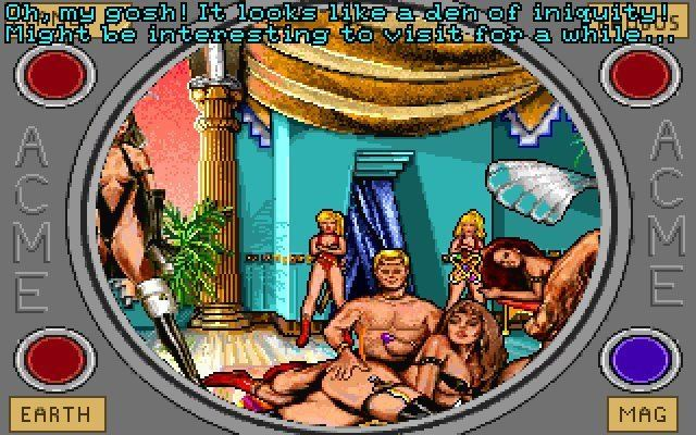Leather Goddesses of Phobos Download Leather Goddesses of Phobos 2 adventure retro game