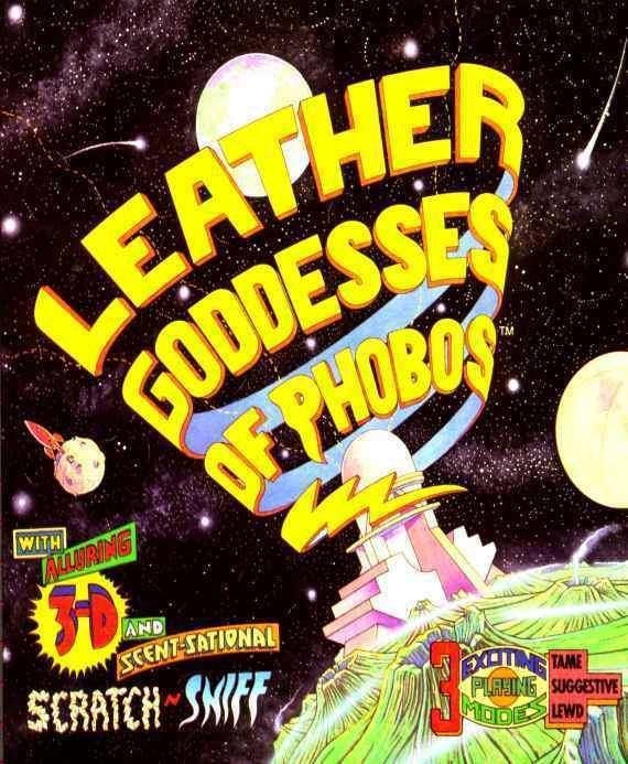 Leather Goddesses of Phobos infocomelsewhereorggalleryleatherleather1jpg