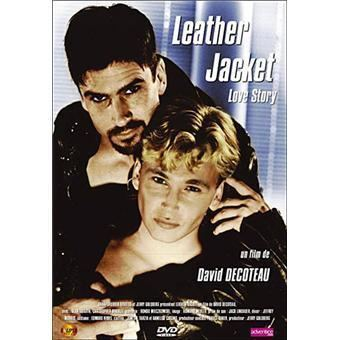 Leather Jacket Love Story Leather Jacket love story DVD Zone 2 David DeCoteau Sean