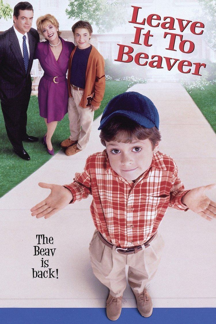 Leave It to Beaver (film) wwwgstaticcomtvthumbmovieposters19817p19817