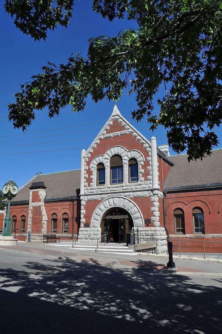 Leavenworth Riverfront Community Center