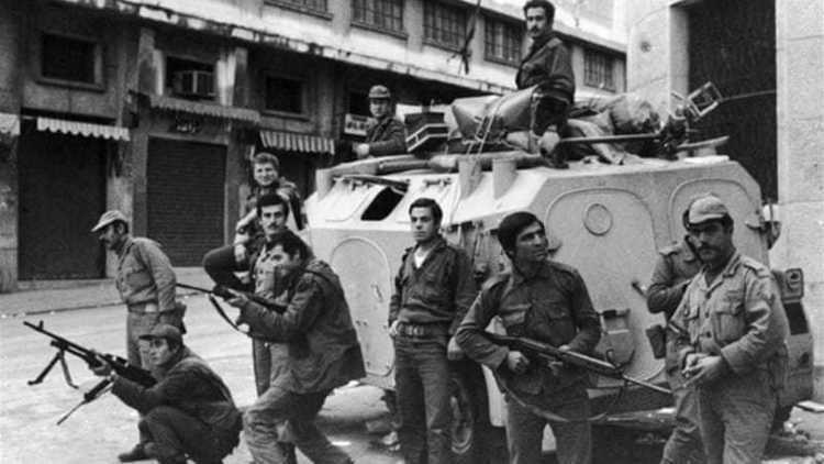 Lebanese Civil War Humans and prima donnas in the Lebanese civil war Al Jazeera English