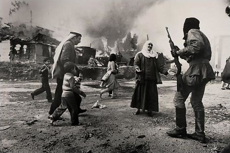Lebanese Civil War looklexcomeoslideslebanesecivilwar04jpg