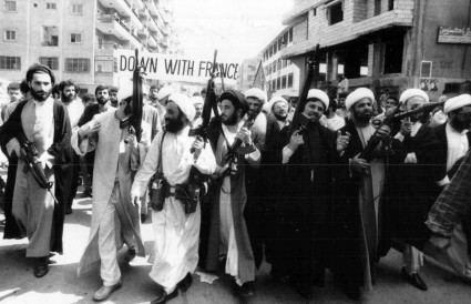 Lebanese Civil War Rare Pictures from the Lebanese Civil War Blog Baladi