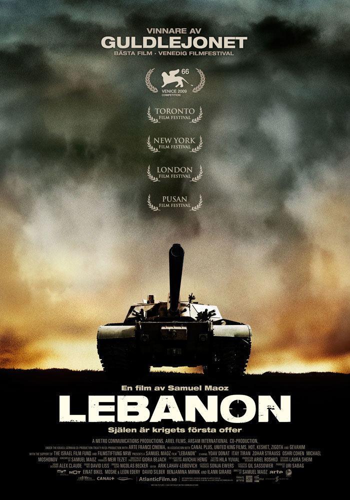 Lebanon (2009 film) Lebanon 2009 Movie Poster Movie Posters Pinterest Lebanon