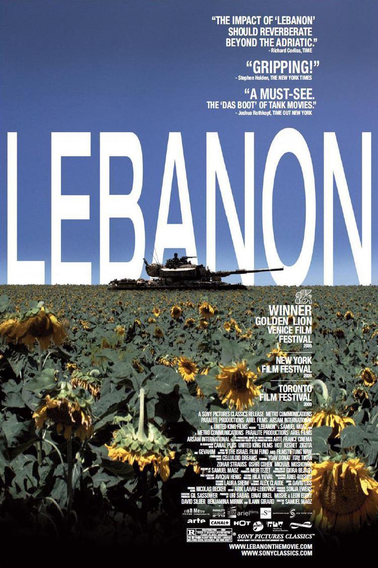 Lebanon (2009 film) wwwgstaticcomtvthumbmovieposters8006465p800