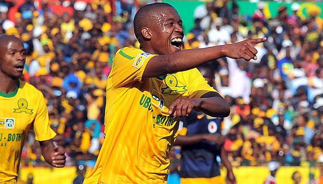 Lebohang Mokoena Mamelodi Sundowns winger Lebohang Mokoena says he is