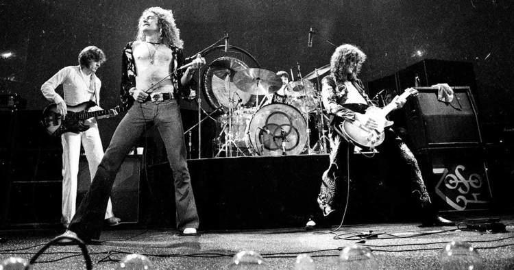 Led Zeppelin Led Zeppelin Rolling Stone