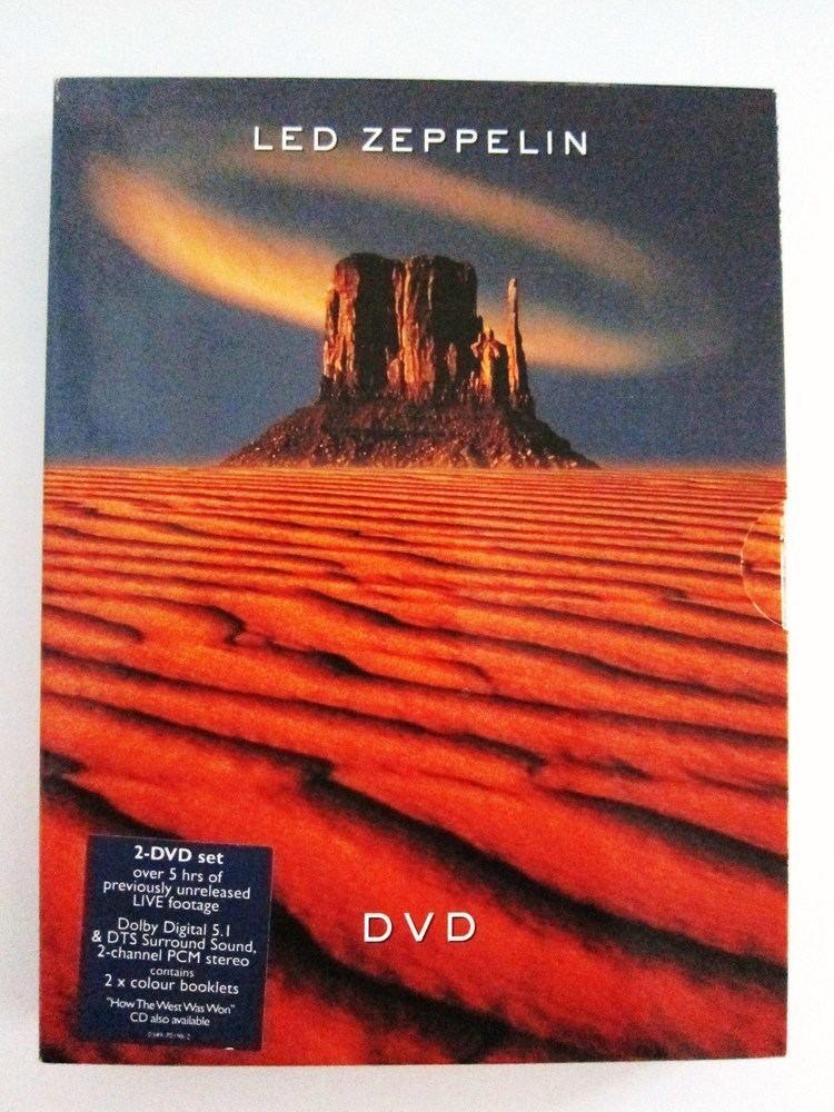 Led Zeppelin DVD Led Zeppelin DVD Every record tells a story