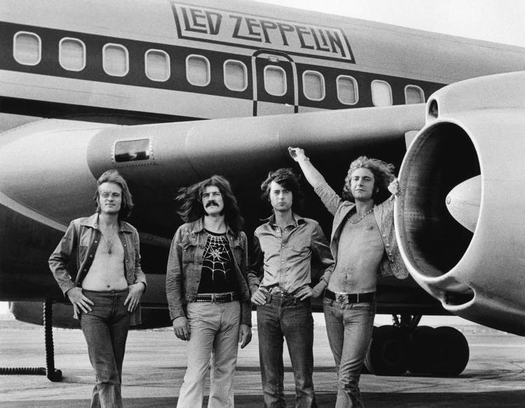 Led Zeppelin Led Zeppelin Rock amp Roll Hall of Fame