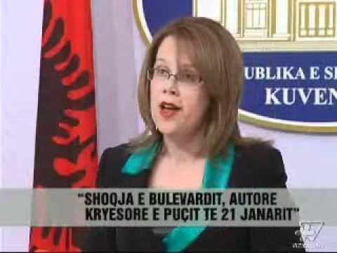 Ledina Aliolli VIZION PLUS LEDINA ALIOLLI SULMON INA RAMENwmv YouTube
