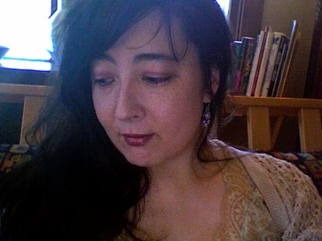 Lee Ann Roripaugh Taproom Poetry Series Lee Ann Roripaugh amp Jordan