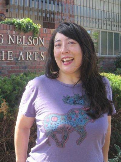 Lee Ann Roripaugh KIMMEL HARDING NELSON CENTER FOR THE ARTS