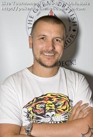 Lee Blackburn Lee Blackburn Hendon Mob Poker Database