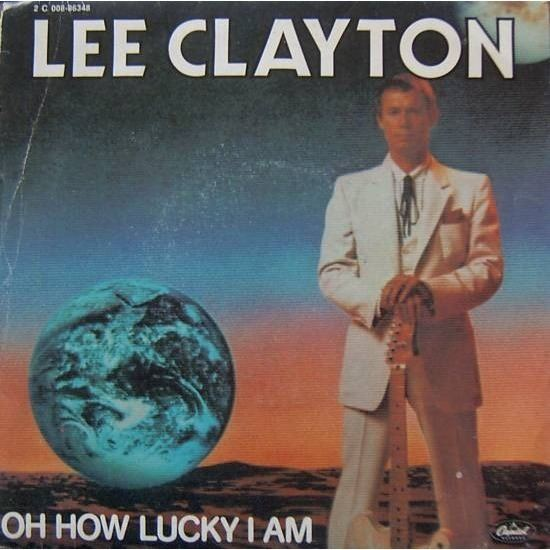 Lee Clayton Oh how lucky I am Won39t you give me one more chance by