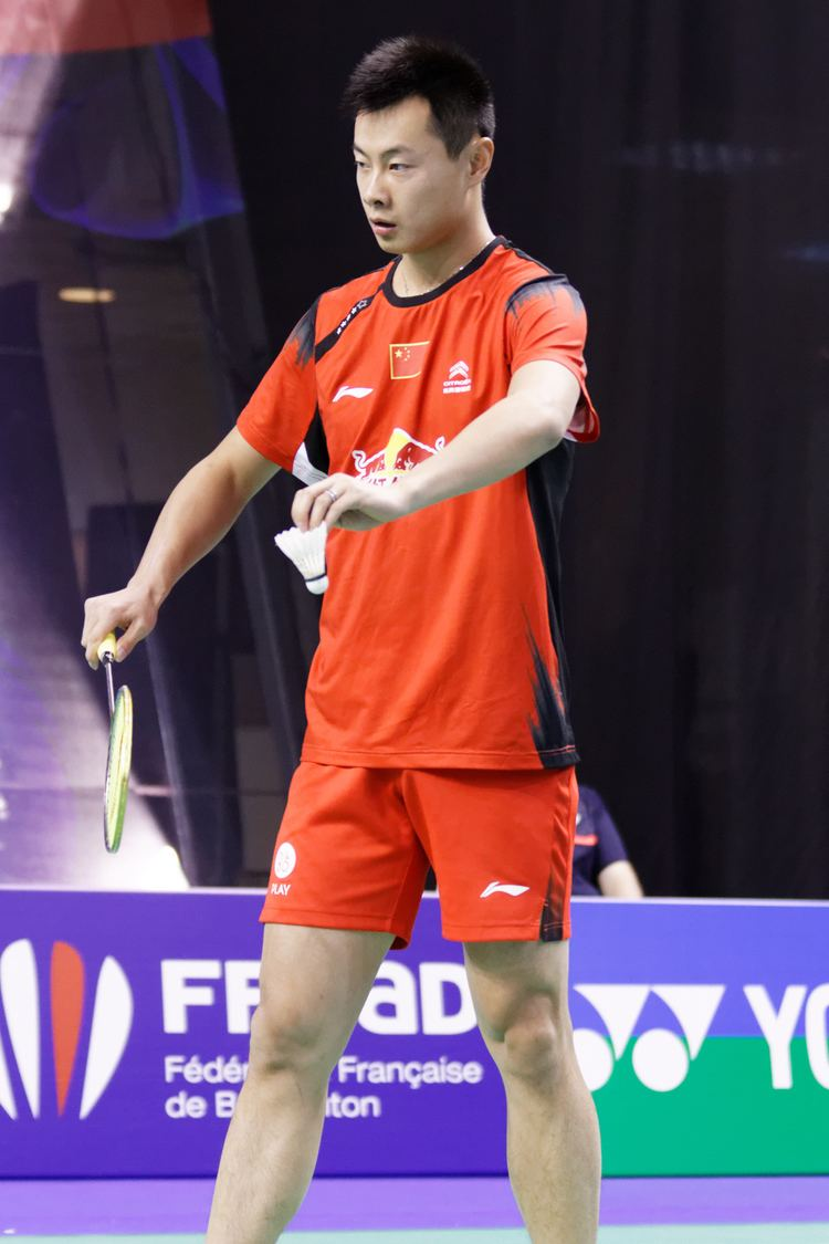 Lee Hei-chun FileYonex IFB 2013 Eightfinal Lee Heichun Chau Hoi Wah vs Xu
