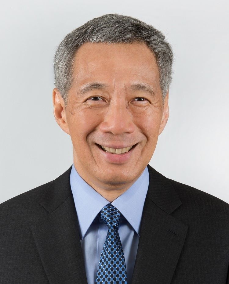 Lee Hsien Loong Business China