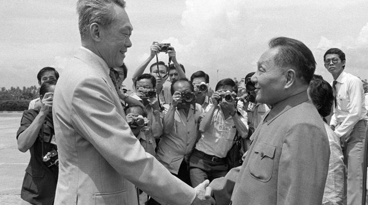 Lee Kuan Yew Singapore exPM Lee Kuan Yew had unique influence in Asia China