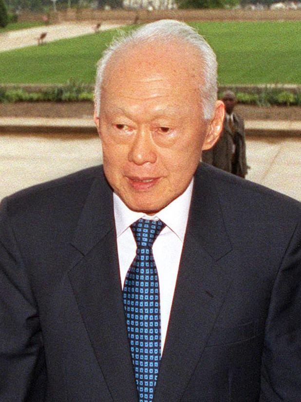 Lee Kuan Yew Lee Kuan Yew Wikipedia the free encyclopedia