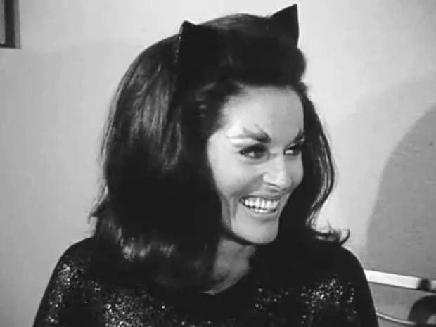 Lee Meriwether Lee Meriwether is Catwoman