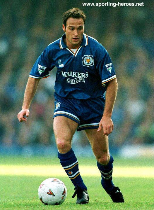 Lee Philpott Lee PHILPOTT League appearances Leicester City FC