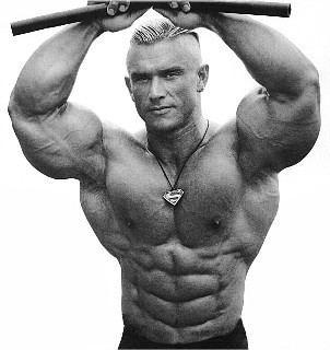 Lee Priest Lee Priest Bodybuilder