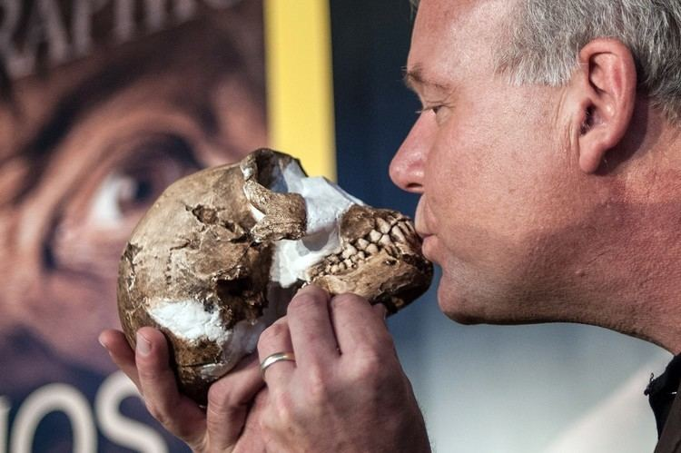Lee Rogers Berger Lee Berger is the Most Controversial Person in Paleoanthropology