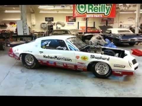 Lee Shepherd Lee Shepherd 1981 Chevy Camaro Tribute YouTube