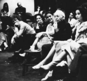 Lee Strasberg Lee Strasberg Theater Film Institute Lola Cohen
