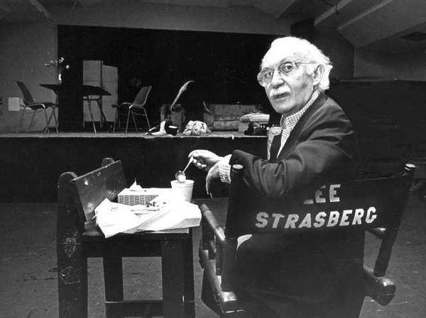 Lee Strasberg Lee Strasberg papers headed to Library of Congress