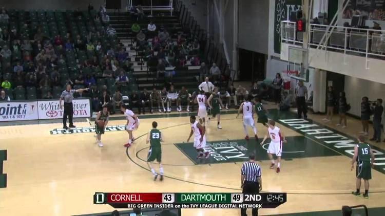 Leede Arena Alex Mitola scores 33 against Cornell at Leede Arena YouTube