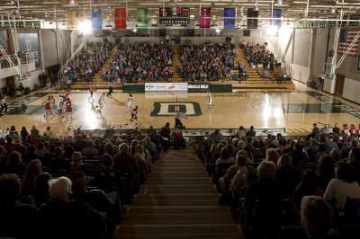 Leede Arena Dartmouth Women39s Basketball Camps