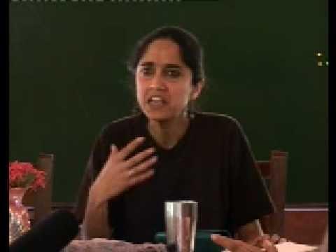 Leela Gandhi Prof Leela Gandhi lecture Adishakti YouTube