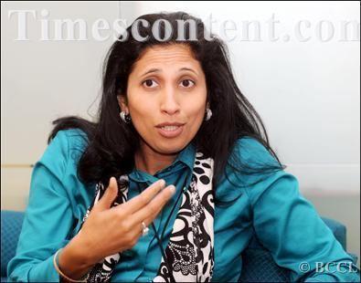 Leena Nair Leena Nair Business Photo Executive Director Human Reso