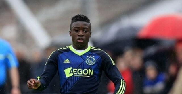Leeroy Owusu Leeroy Owusu Netherlands cap Ghanaian fullback in U19