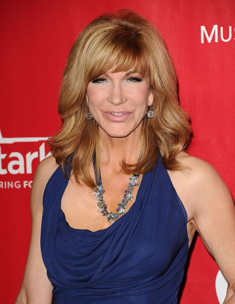 Leeza Gibbons Leeza Gibbons Blends Work and Family in Her West Hollywood
