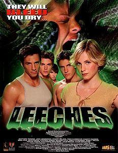 Leeches! movie poster