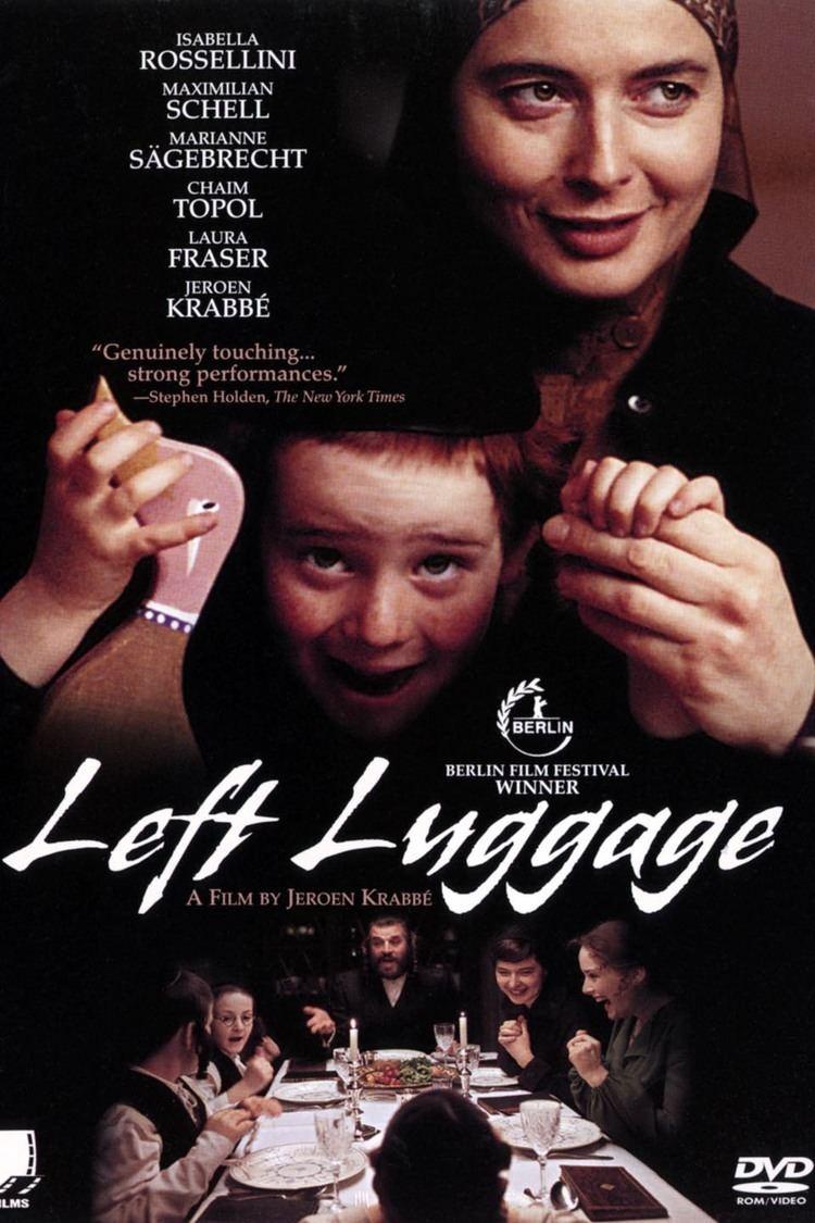 Left Luggage (film) wwwgstaticcomtvthumbdvdboxart29294p29294d