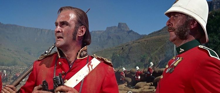 Lefty (1964 film) movie scenes A few days later a force of 4 000 Zulus moved against nearby Rorke s Drift a farmhouse where around 150 British soldiers had set up a field hospital