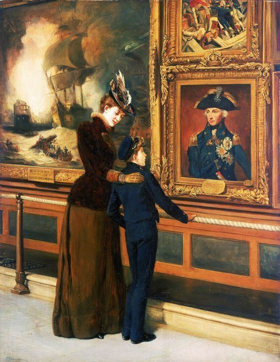 Legacy of Horatio Nelson, 1st Viscount Nelson