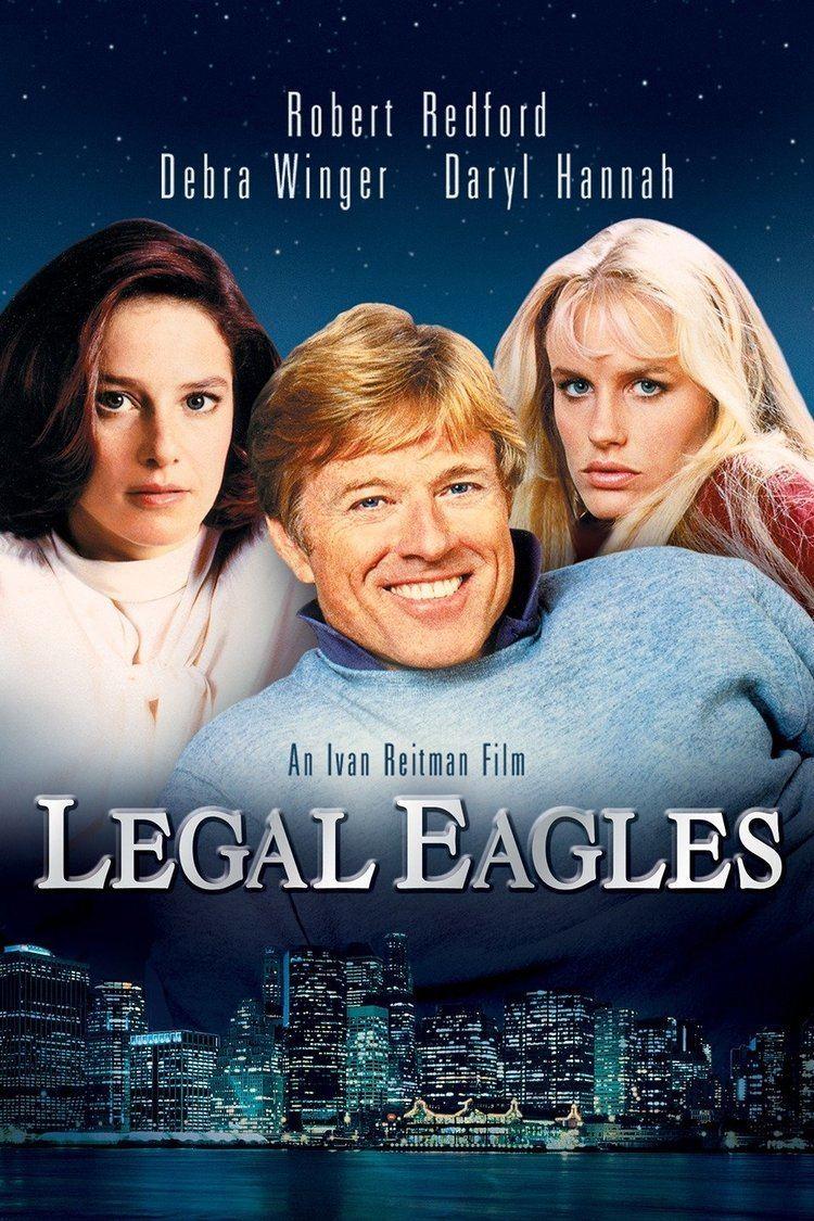 Legal Eagles wwwgstaticcomtvthumbmovieposters9343p9343p