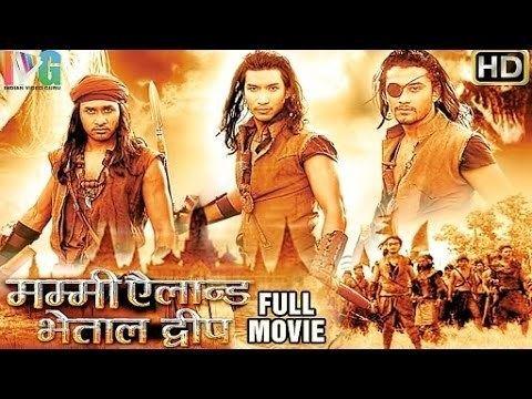 Legend of Sudsakorn Mummy Island Bethal Dweep Hindi Movie Charlie Trairat Legend of