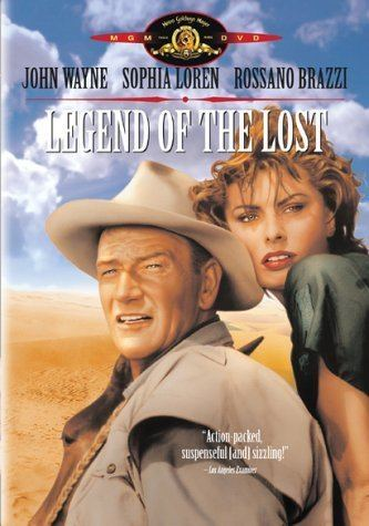 Legend of the Lost Amazoncom Legend of the Lost 1957 John Wayne Sophia Loren