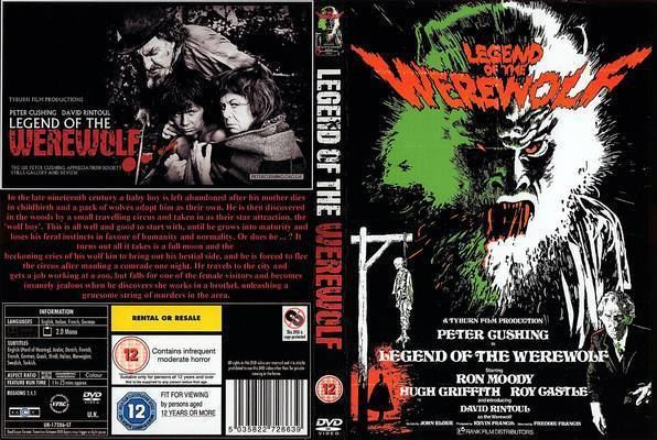 Legend of the Werewolf FreeCoversnet Legend Of The Werewolf 1975 R2 CUSTOM