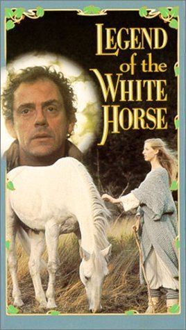 Legend of the White Horse Amazoncom Legend of the White Horse VHS Christopher Lloyd Dee